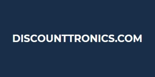 Discount Tronics Coupon and Promo code