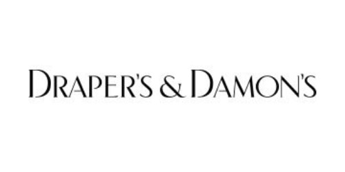 Drapers & Damons Coupon and Promo codes